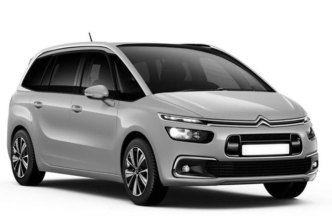Grand Citroën C4 Spacetourer - Citroën